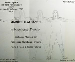 Spettacolo con Marcello Albanesi & Francesco Marziliano
