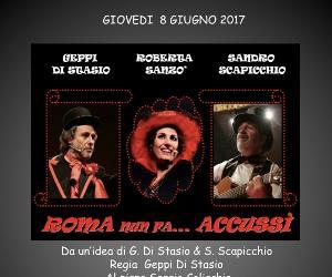 Spettacoli - ROMA NUN FA.. ACCUSSI'