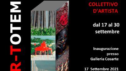 Mostre - Mostra Collettiva d'arte contemporanea Ar-Totem