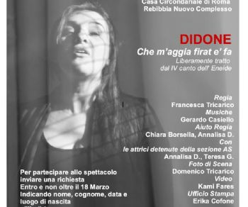 Spettacoli - Didone