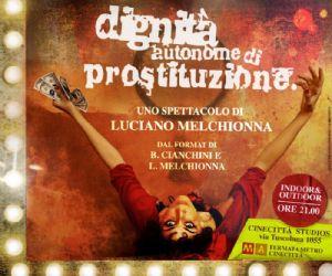 Spettacoli: Dignità Autonome di Prostituzione