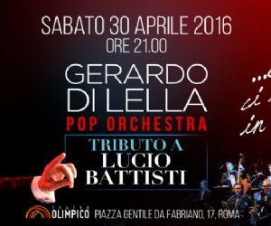 Gerardo di Lella Pop Orchestra