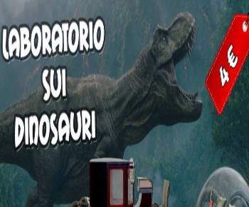 Bambini - Laboratorio dei Dinosauri