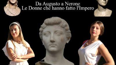 Visite guidate - Divae: da Augusto a Nerone le donne che hanno fatto l'Impero