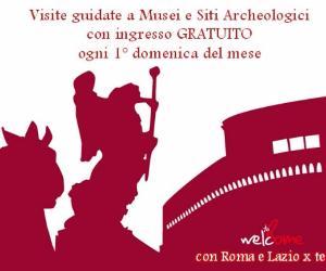 Visite guidate - Itinerari Romani per il Ponte dal 2 al 4 Giugno