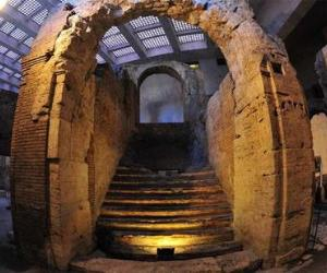 Apertura straordinaria dell'imponente struttura del I secolo d.C.