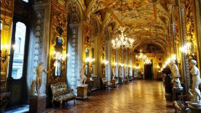 Visite guidate - Galleria Doria Pamphilj