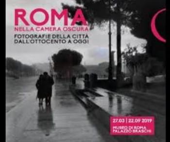 Mostre - Roma nella camera oscura