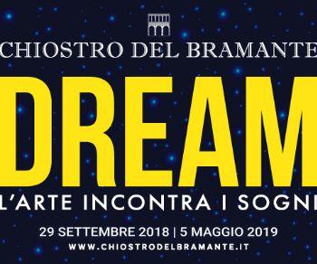 Mostre - Dream. L'arte incontra i sogni