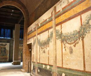 Visite guidate: Casa di Augusto e Livia sul Colle Palatino. Apertura Straordinaria ad ingresso speciale