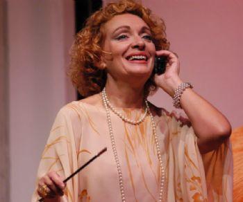 Spettacoli: Donatella Pandimiglio in Backstage
