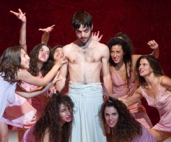 Spettacoli - Le Baccanti di Euripide