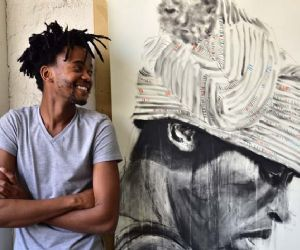 Personale di Zwelethu Machepha
