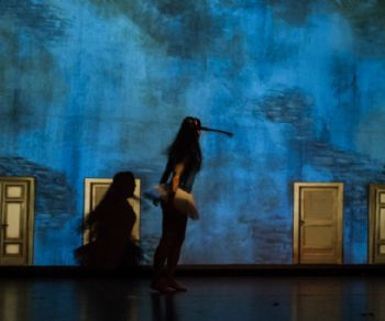 """Nell'ambito del progetto teatrale """"Alice e Pinocchio Liberanti"""""""
