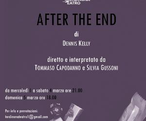 Spettacoli: After the end