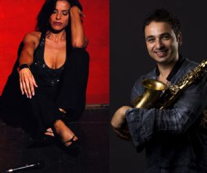 La vocalist Marilena Paradisi insieme a tre grandi musicisti al Cotton Club