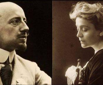 """Visite guidate - Gabriele D'Annunzio: il """"Vate"""" che illuse la """"Divina"""" Duse"""