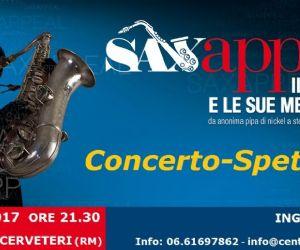 Concerti - SAXOPHOBIA 6a Edizione