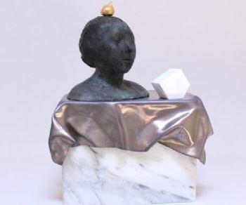 Le diciotto sculture ispirate a temi e personaggi della mitologia greco-romana