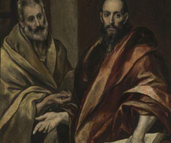 Mostre - El Greco. San Pietro e San Paolo