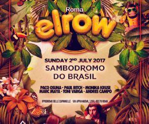 Serate: Roma Elrow