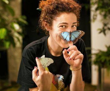 Attività - La Casa delle Farfalle porta la primavera a Roma