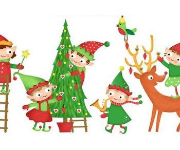 Bambini - La Leggenda del Natale narrata dagli Elfi di Babbo Natale