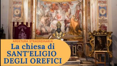 Visite guidate - La chiesa di Sant'Eligio degli orefici