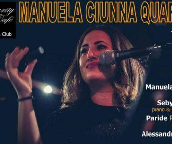 Concerti - Manuela Ciunna Quartet in concerto