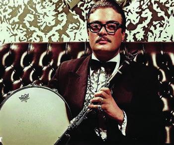 Emanuele Urso e la sua Big Band in concerto al Cotton Club