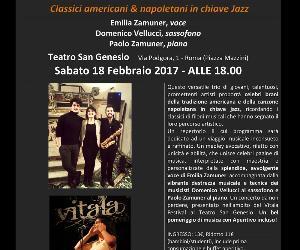 Concerti: Emilia Zamuner trio