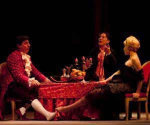 Spettacoli: Il borghese gentiluomo di Molière