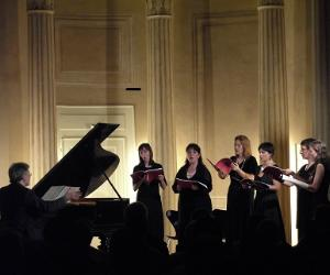 Concerti: LO SPECCHIO DELLE DAME... e le nuove favole di Amarilli