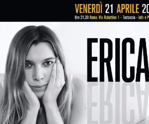 Locali: ERICA BOSCHIERO live a Roma