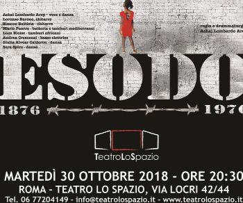 Spettacoli - Esodo 1876-1976