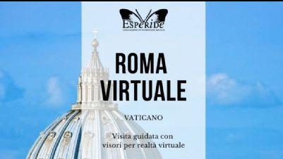 """Visite guidate - Roma virtuale. L'area del Vaticano e la perduta """"Spina di Borgo"""""""