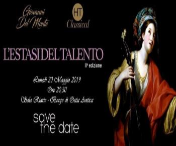 Concerti - L'Estasi del Talento