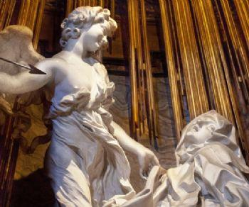 Visite guidate: Santa Maria della Vittoria, dove l'arte raggiunge l'estasi