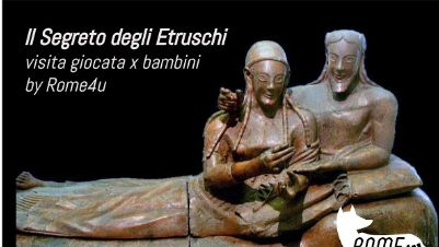 Bambini e famiglie - Il segreto degli Etruschi