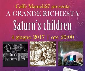 Locali - Saturn's Children band in concerto al Mameli27