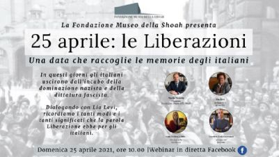Altri eventi: 25 aprile. Le Liberazioni