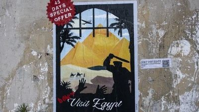 Altri eventi - Don't visit Egypt