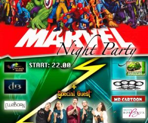 Concerti: Marvel Night Party