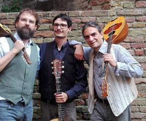 Locali - Evì Evàn Rebetiko Live al B-Folk