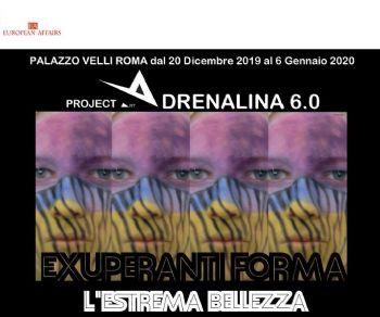 Mostre: Adrenalina 6.0