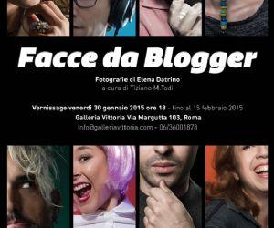 Gallerie: Facce da Blogger di Elena Datrino