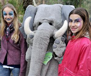 Domenica 26 febbraio Carnevale al Bioparco di Roma. I bambini mascherati gratis