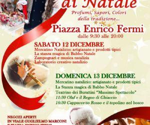 Tutte le tradizioni del Natale racchiuse in unico evento in piazza Enrico Fermi