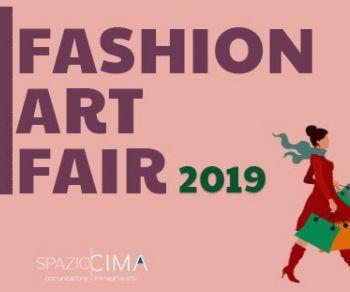 Fiere: Fashion Art Fair 8-9-10 novembre 2019