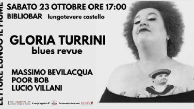 Concerti - Gloria Turrini Blues Revue